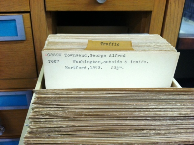 GATH _ DCPL Card Catalog
