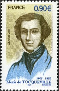 alexis tocquevilles observations about the united states On may 9, 1831, two young frenchmen sailed into the harbor of newport, rhode island and began a remarkable journey through the united states alexis de tocqueville and gustave de beaumont.