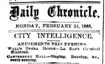 Daily Morning Chronicle _ 24 Feb 1868