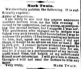 NR_ January 11, 1868, p. 2 _ Letter from Mark Twain