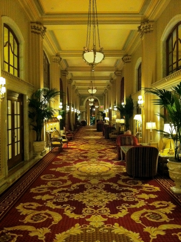 Willard Hotel _ Peacock Alley