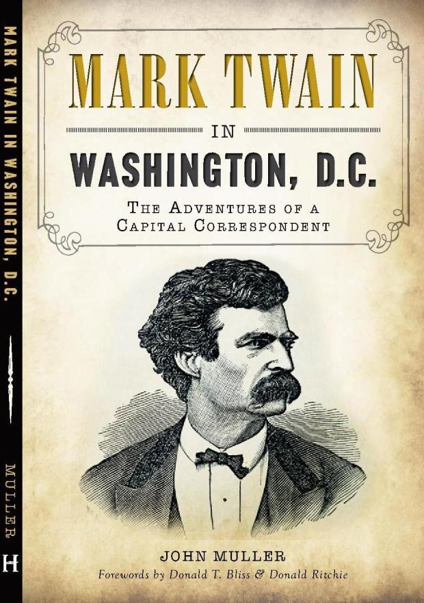964 8 Mark Twain D C  cvr2_1 _ cover